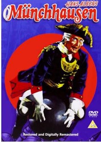 Münchhausen (1943) DVD (Import)