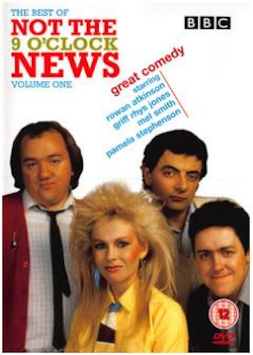 The Best Of Not The 9 OClock News - Volume One DVD (import)