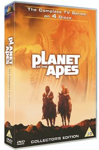 Planet of the Apes - TV Series (4-disc) DVD (Import)