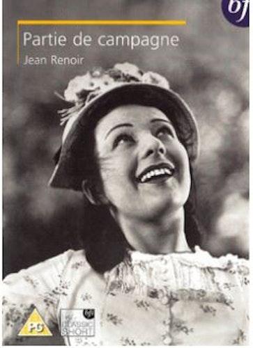 Partie De Campagne DVD (import) från 1936