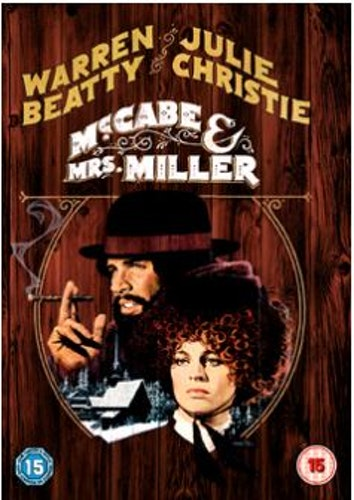 McCabe & Mrs Miller DVD (Import)