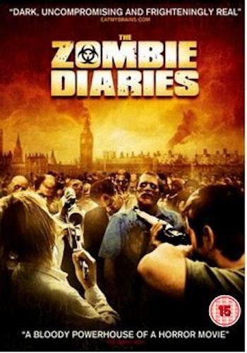 Zombie diaries DVD (Import)