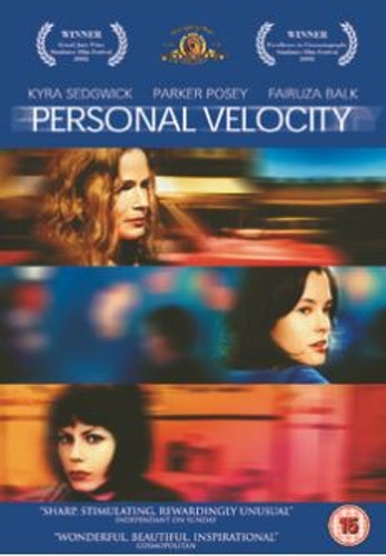 Personal Velocity - Three Portraits DVD (Import)