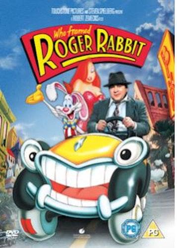 Who framed Roger Rabbit? DVD (Import Sv.Text)