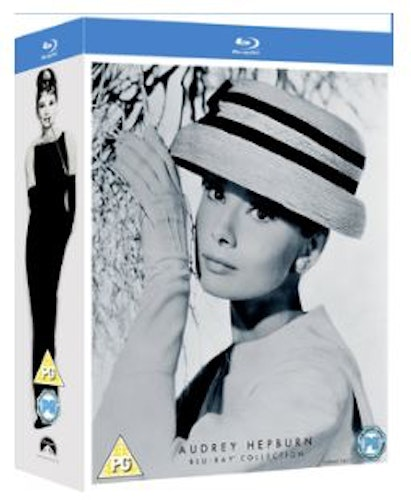 Audrey Hepburn: Collection (3-disc) (Blu-ray) (Import Sv.Text)
