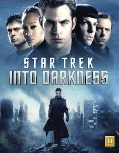 Star Trek (2013) - Into darkness (Blu-ray)
