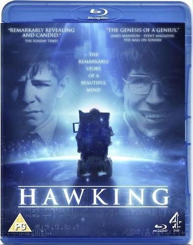 Hawking Blu-Ray (import) från 2013