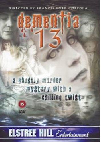 Dementia 13 DVD (Import)