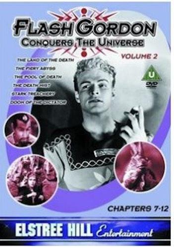 Flash Gordon - Conquers The Universe DVD (import)