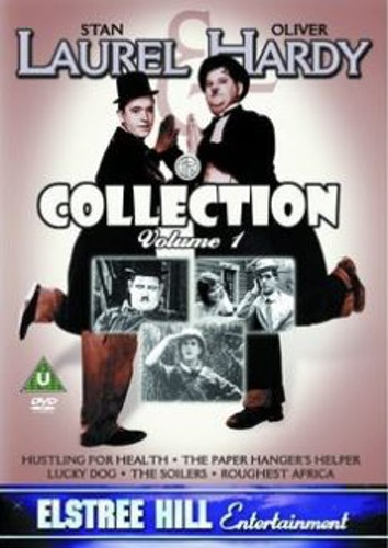 Helan & Halvan/Laurel Hardy Collection - Volume 1 (5 Filmer) DVD (import)