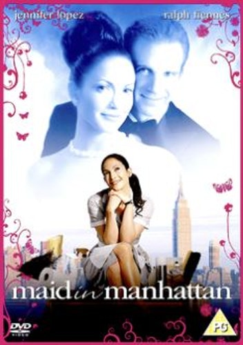 Maid in Manhattan - Kärleken checkar in DVD (import)