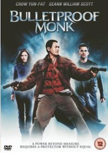 Bulletproof Monk DVD (Import)