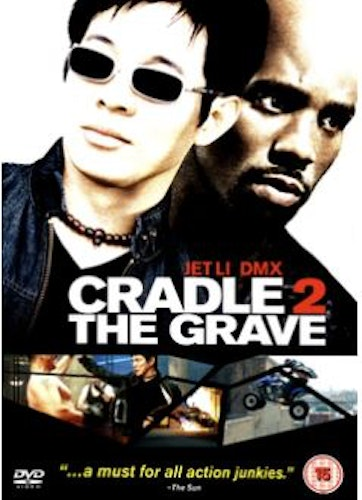 Cradle 2 the grave DVD (Import Sv.Text)