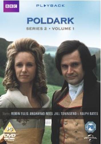 Poldark (Original) Series 2 - Volume 1 DVD (import)