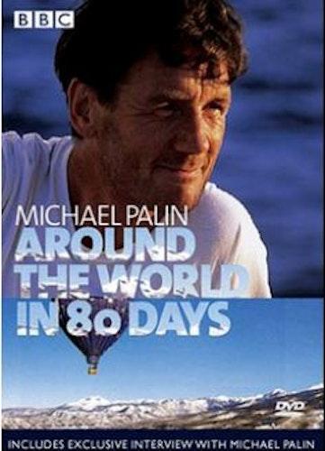 Michael Palin - Around The World In 80 Days DVD (import)