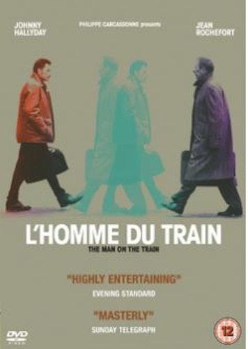 LHomme Du Train/Mannen på tåget DVD (import)
