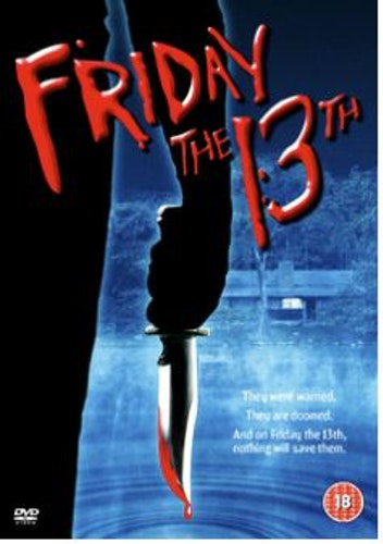 Friday The 13th DVD (Import)