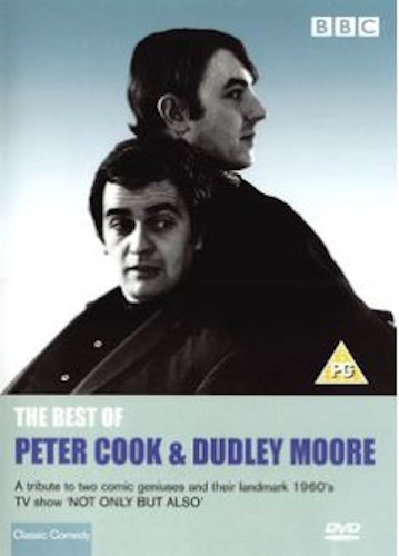 The Best Of Peter Cook Dudley Moore DVD (import)