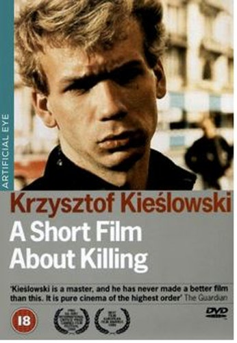 Short Film About Killing DVD (import) från 1988