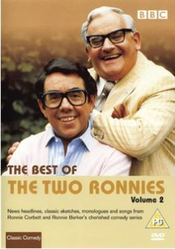 The Best Of The Two Ronnies - Volume 2 DVD (import)
