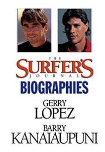 The Surfer's Journal Biographies DVD (import)