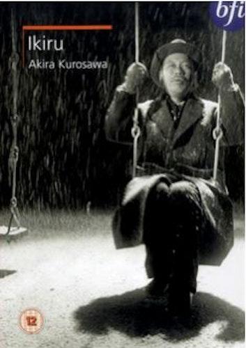 Ikiru (Aka To Live) DVD (import) från 1952
