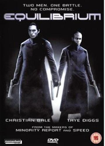 Equilibrium DVD (Import)