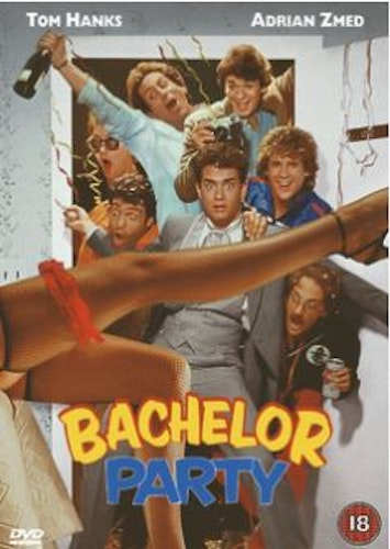 Bachelor party (Import Sv.Text) DVD