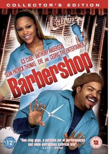 Barbershop DVD (Import Sv.Text)