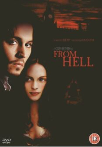 From Hell DVD (import)
