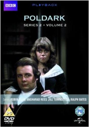 Poldark (Original) Säsong 2 - Volume 2 DVD (import) 1977