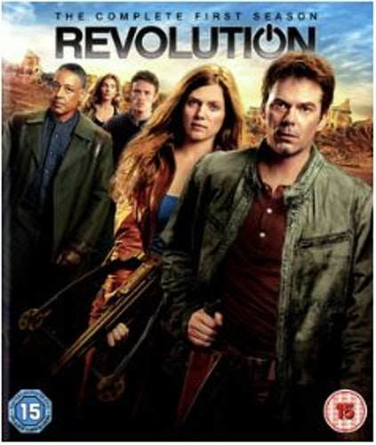 Revolution - Series 1 (Blu-ray) (4-disc) (Import Sv.Text)