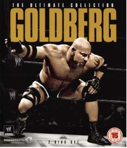 WWE - Goldberg - The Ultimate Collection Blu-Ray (import)