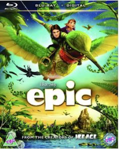 Epic (Blu-ray) (Import)