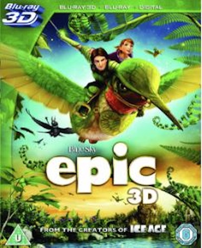 Epic (3D Blu-ray) (Import)