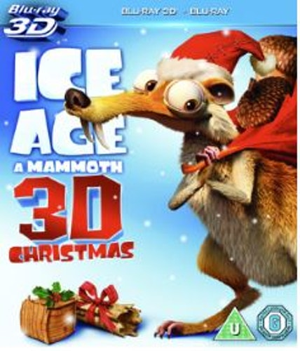 Ice Age - A Mammoth Christmas 3D Blu-Ray (import)