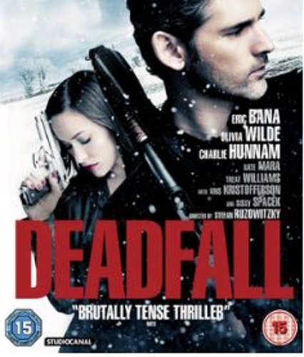 Deadfall bluray (import)