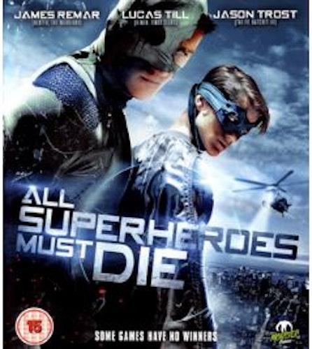 All Superheroes Must Die (Blu-ray) (Import)