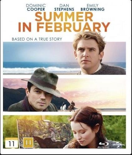 Summer in February (Blu-ray)