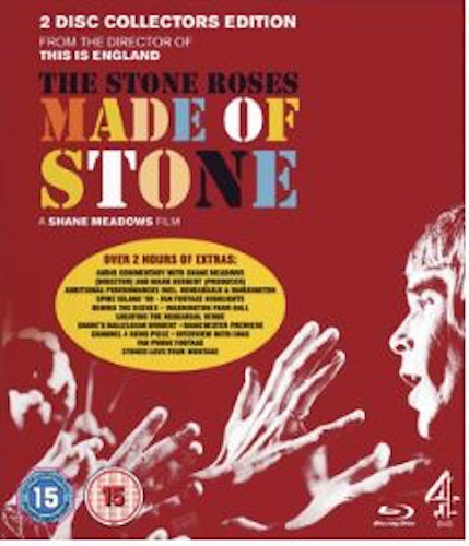 The Stone Roses - Made Of Stone - Collectors Edition Blu-Ray (import)