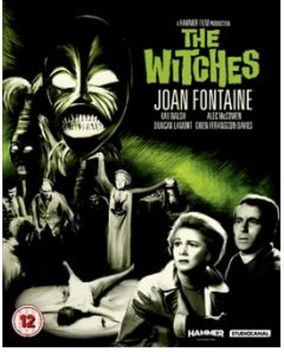 The Witches (Blu-ray + DVD) (Import)