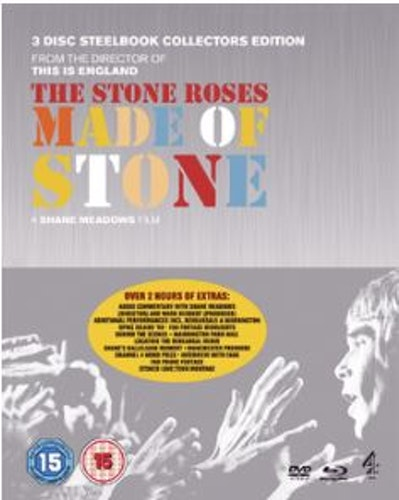The Stone Roses - Made Of Stone - Collectors Edition Steelbook Blu-Ray (import)