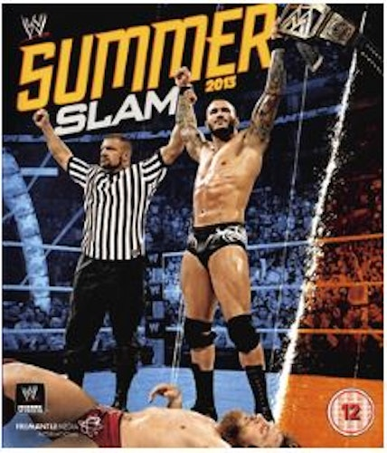WWE - Summerslam 2013 Blu-Ray (import)