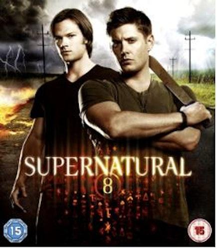 Supernatural - Season 8 (Blu-ray) (Import)