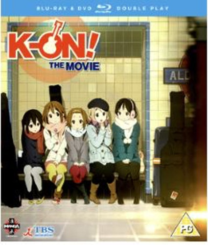 K-ON! The Movie bluray (import)