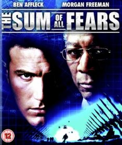 Sum of all fears (Blu-ray) (Import)