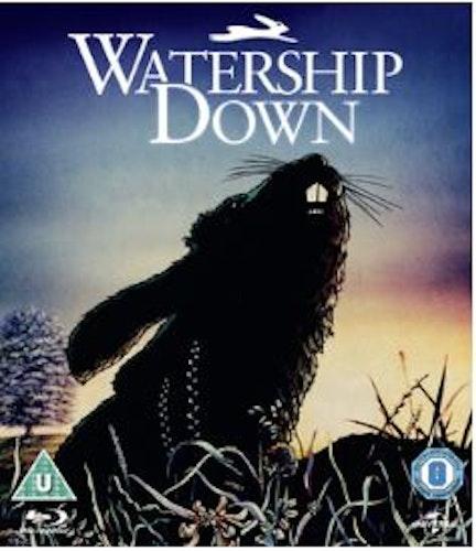 Watership Down (Blu-ray) (Import) från 1978