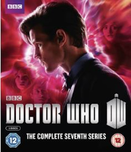 Doctor Who Series 7 Blu-Ray (import)
