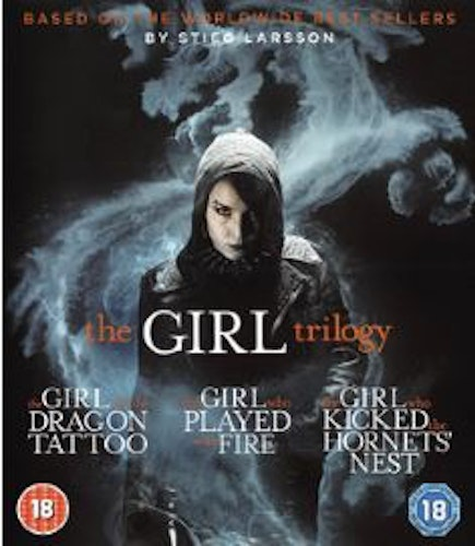 The Girl Trilogy (Millennium) (Blu-ray) (Import)