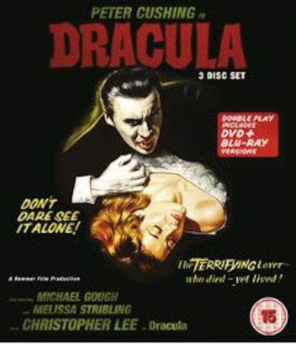 Dracula (Blu-ray + DVD) (Import) från 1958